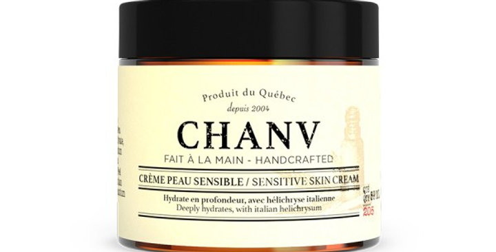 CHANV - Crème peau sensible