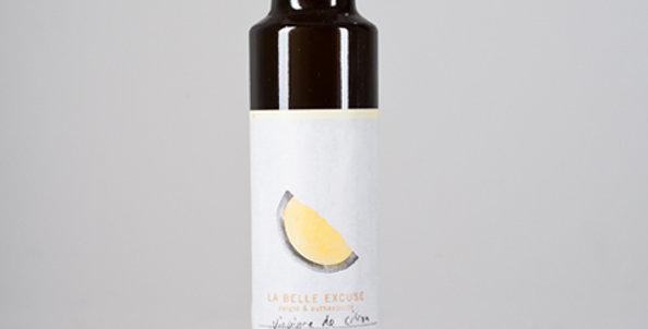 LA BELLE EXCUSE - Vinaigre de Citron et Balsamique blanc