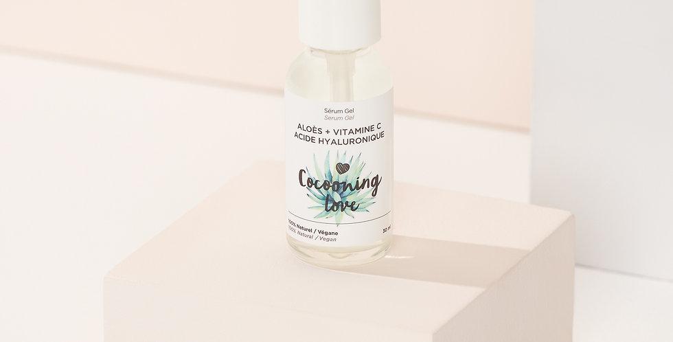 COCOONING LOVE - Serum gel aloès