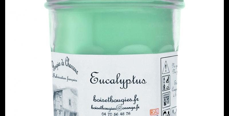 Bougie de charroux - Eucalyptus