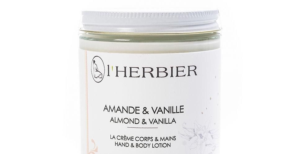L'HERBIER - Crème Amande & Vanille