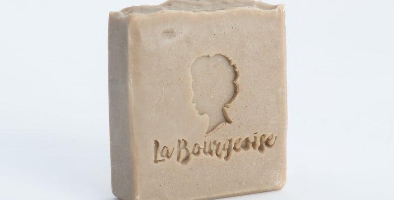 LA BOURGEOISE - Savon Argile Ghassoul
