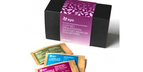 ZYO TEA - Coffret Dégustation