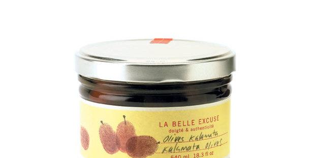 LA BELLE EXCUSE - Olives Kalamata 475ml