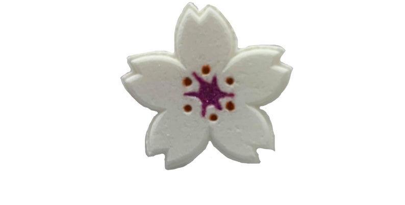 LA BOURGEOISE - Bombe de bain Fleur de Lotus