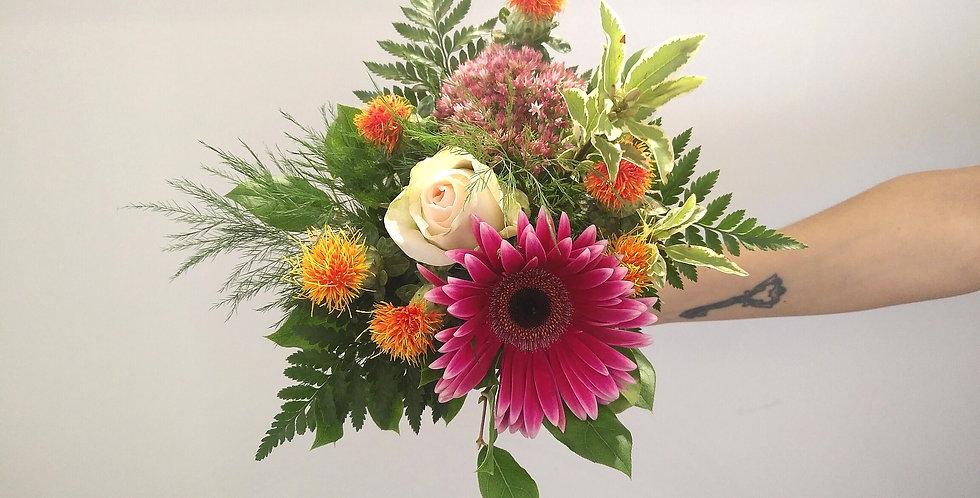 Bouquet mixte - Format petit/moyen