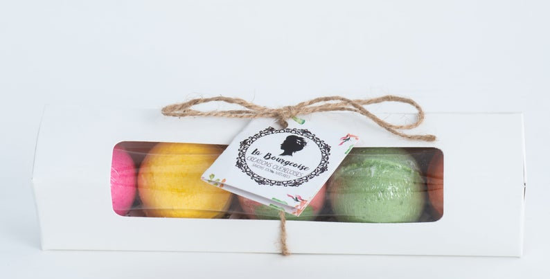 LA BOURGEOISE  - Coffret Salade de Fruits pour le bain