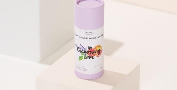 COCOONING LOVE - Déodorant Vegan Pamplemousse rose & Lavande