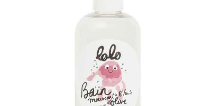 LOLO & MOI - Mini bain moussant 60ml