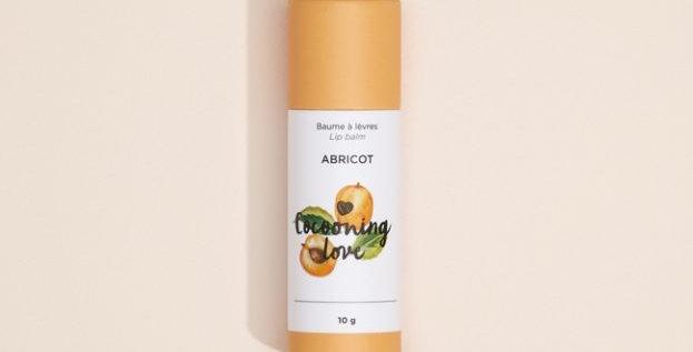 COCOONING LOVE - Baume à lèvres végane Abricot