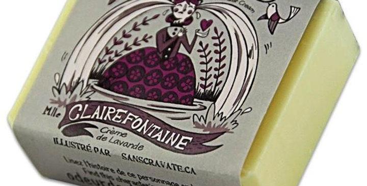 SAVONNERIE DES DILIGENCES - Claire Fontaine