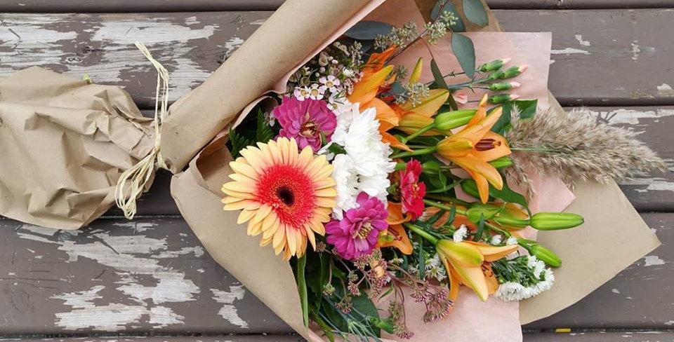 Bouquet mixte - Format très gros