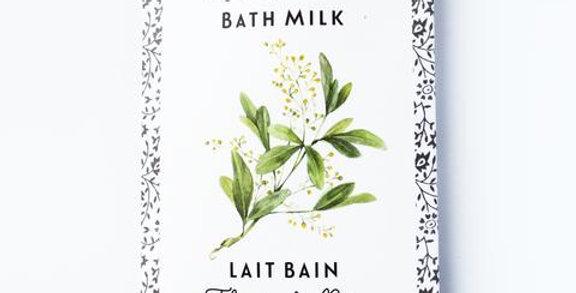 DOT & LIL - Sachet Lait bain Fleur de riz