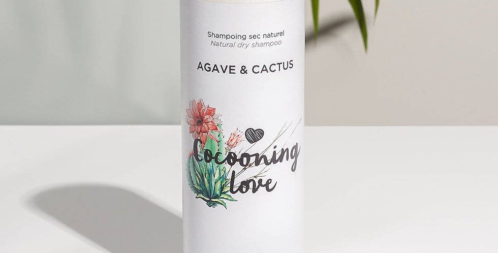 COCOONING LOVE - Shampoing sec Cactus & Agave