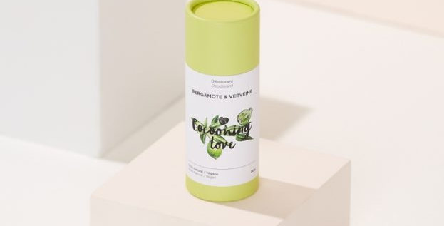 COCOONING LOVE - Déodorant Vegan Bergamote & Verveine
