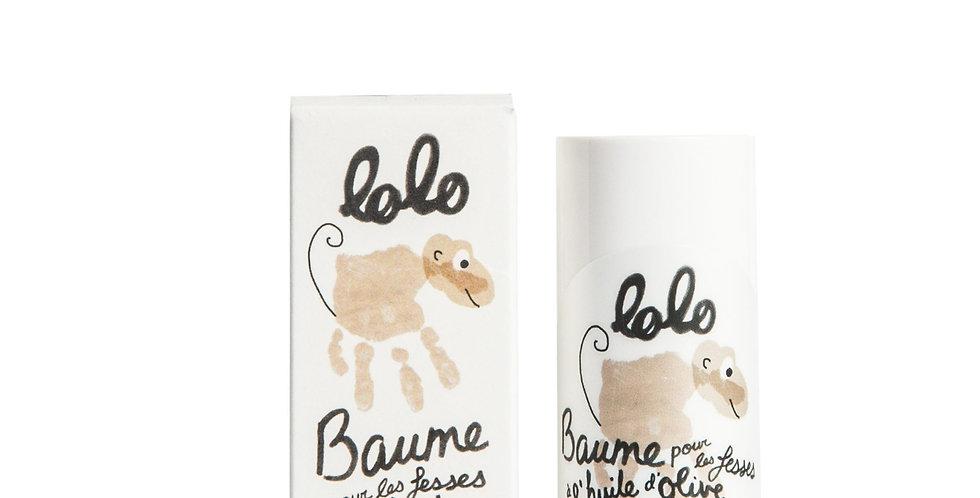 LOLO & MOI - Baume pour les fesses