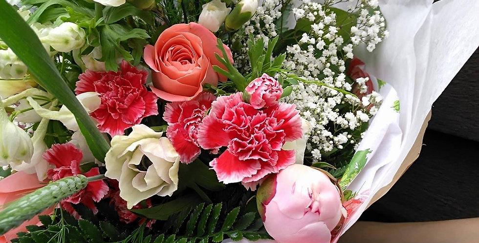 Bouquet mixte - Format gros
