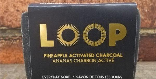 SAVONNERIE DES DILIGENCES - Savon LOOP Ananas & Charbon activé