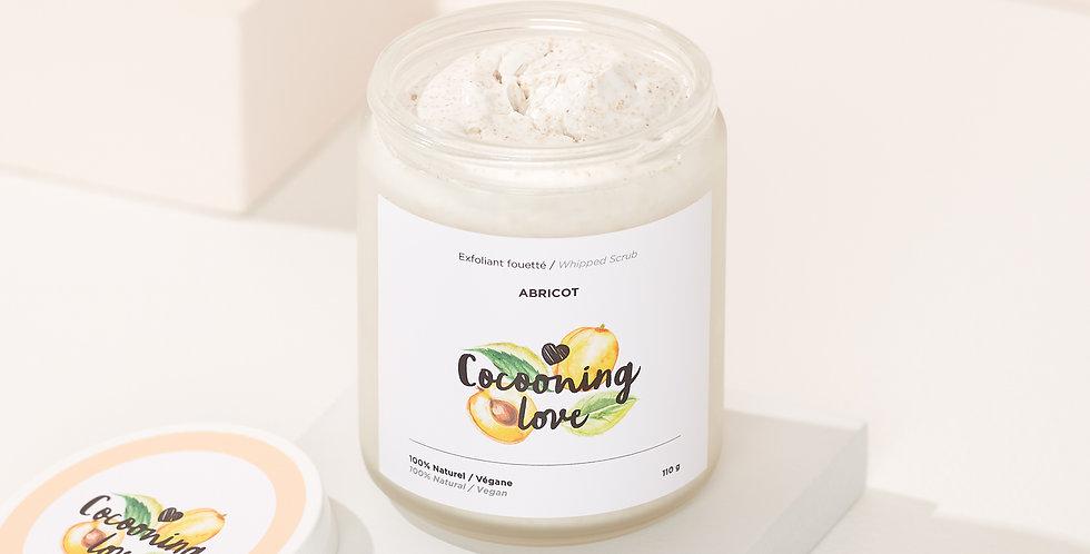 COCOONING LOVE - Beurre fouetté exfoliant doux Abricot
