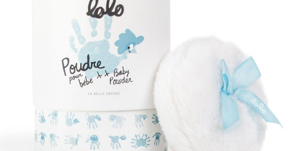 LOLO & MOI - Poudre pour bébé