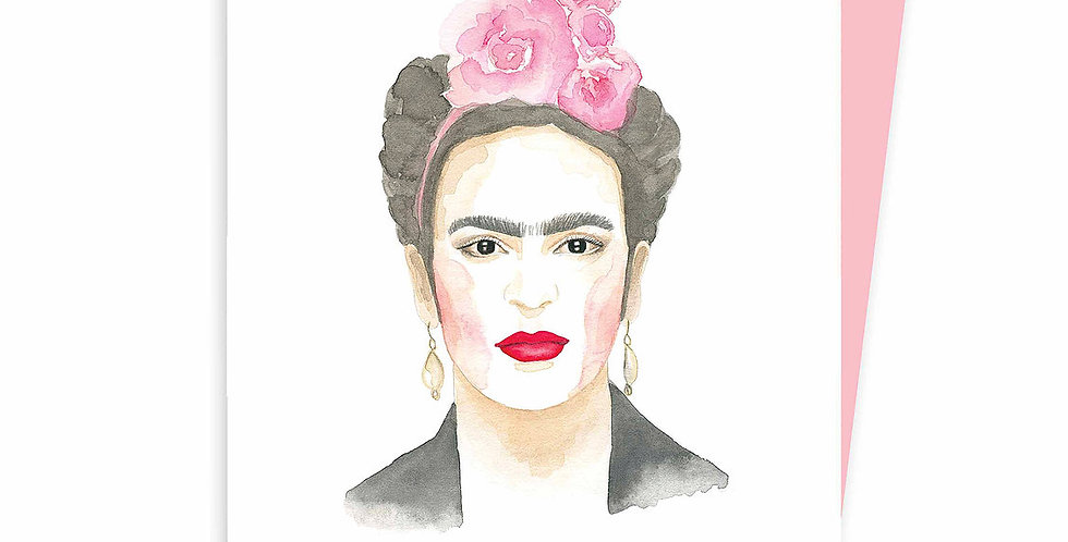 HOBEIKA ART - Carte Frida