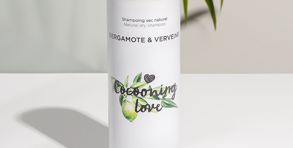 COCOONING LOVE - Shampoing sec Bergamote & Verveine