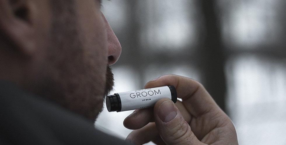 GROOM - Baume à lèvres