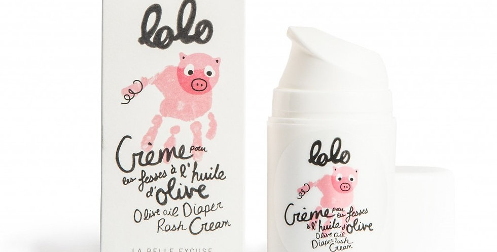LOLO & MOI - Crème pour les fesses 50ml