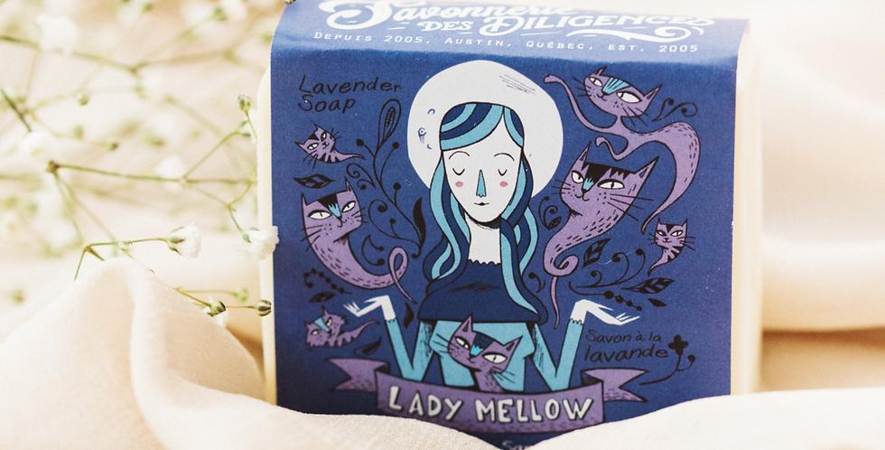 SAVONNERIE DES DILIGENCES - Savon Lady mellow