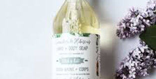 DOT&LIL - Savon liquide Lavande et hibiscus