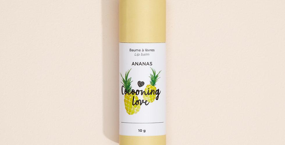 COCOONING LOVE - Baume à lèvres végane Ananas