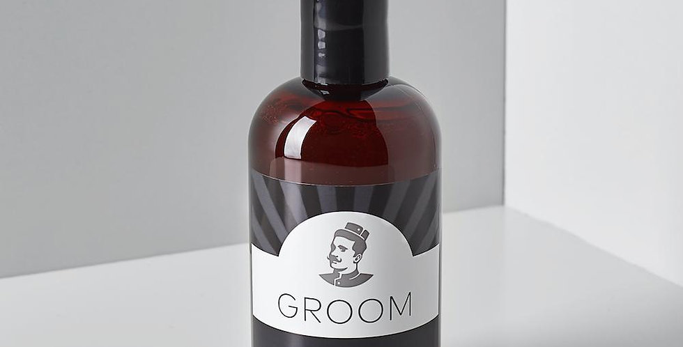 GROOM - Nettoyant à barbe