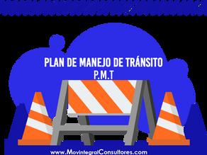¿Qué es un Plan de Manejo de Tránsito?
