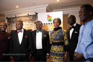 Changing Ghana for Women HE Mrs Samira Bawumia