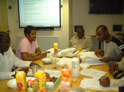 Inaugural Executive Meeting 2006