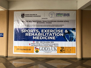 The International Team Physician Course