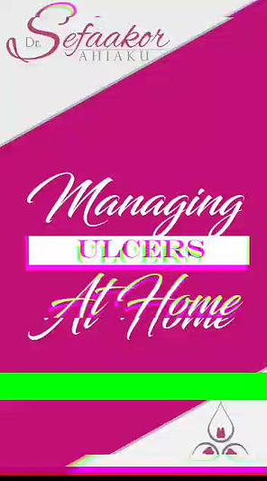 Managing at Home: Ulcers