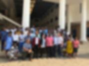 Partcipants at the GCPS ACSM Event 29Nov
