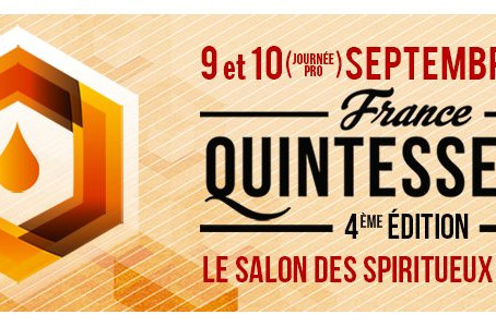 La VODKA NADÉ sera à FRANCE QUINTESSENCE 2018 pour son premier salon !