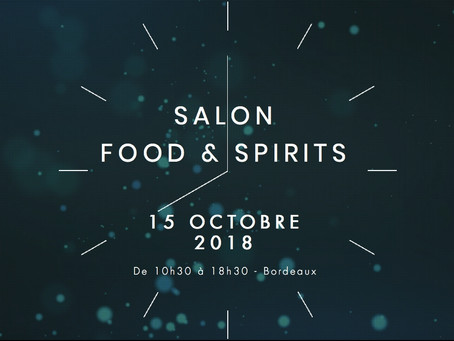 La VODKA NADÉ sera au salon Food & Spirit !