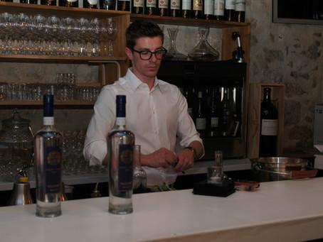 La Vodka Nadé sublimée par Andrei Catalin Médaillé aux trophées du bar 2018
