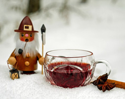Le vin chaud, star des marchés de noël