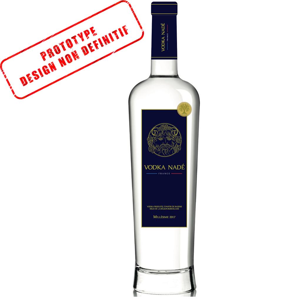 Prototype vodka nadé