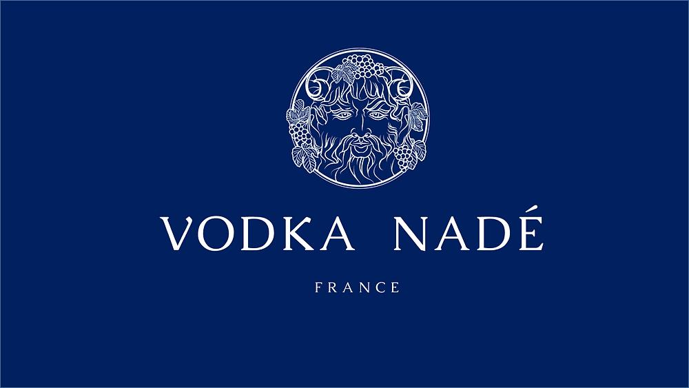 La Vodka Nadé est réalisée à partir de raisins de la région de Bordeaux
