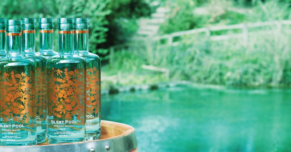 Le gin Silent Pool