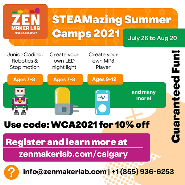 STEAMazing Summer Camps 2021 Calgary.png
