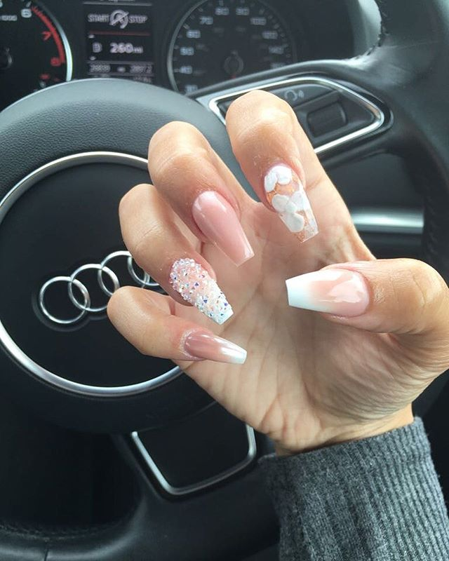 #jemzclientview #clientselfie #nails #nailfashion #jemzbridal #naillove #nailart #naillife #jemzblen