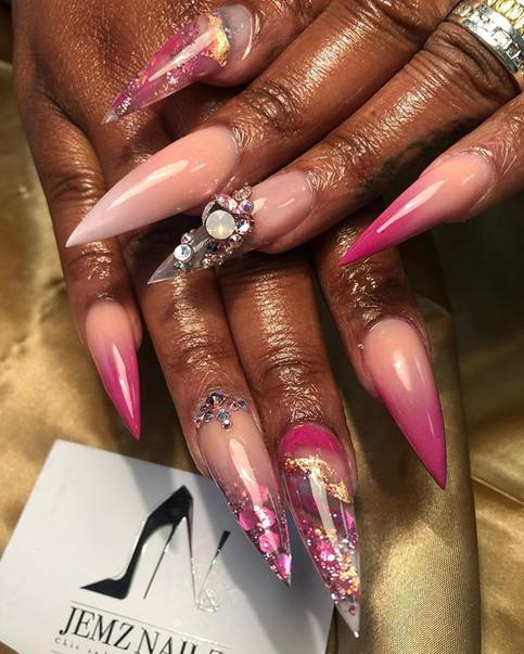 New nails #sculptednails #nails #newnail