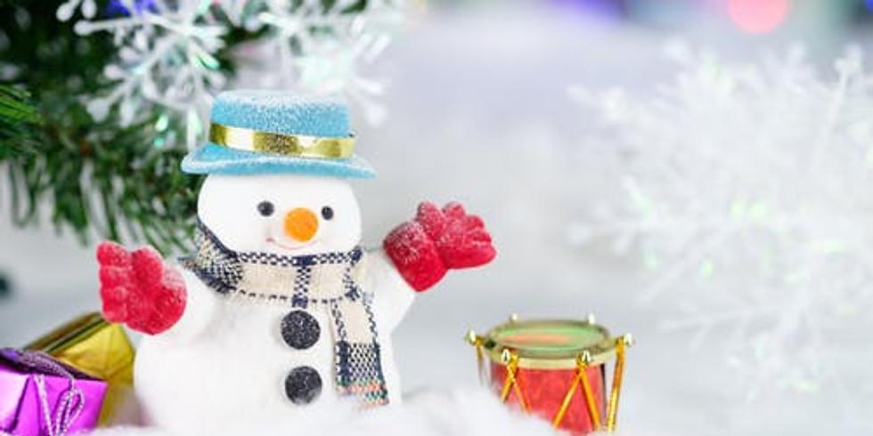 Holiday Craft Fundraiser