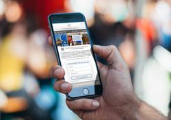 Citizenship Invest Mobile Website